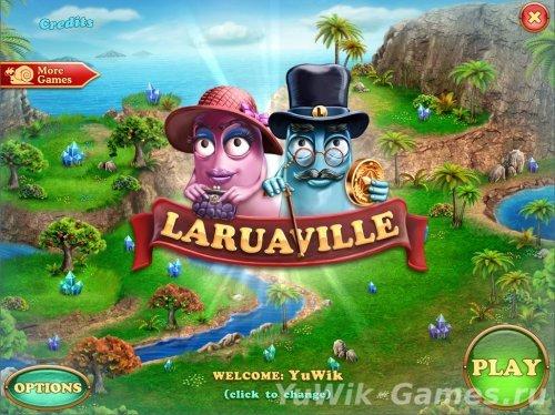 Laruaville  (BigFishGames/2013/Eng)