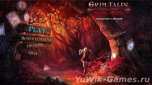 ������� Grim Tales 5: Bloody Mary CE (BigFishGames/2013/Eng)