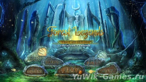Forest  Legends:  The  Call  Of  Love  CE  (BigFishGames/2013/Eng)