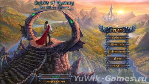 Spirits  of  Mystery  4:  The  Silver  Arrow.  CE  (BigFishGames/2013/Eng)