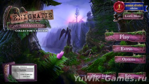 Enigmatis:  The  Mists  of  Ravenwood  CE  (BigFishGames/2013/Eng)