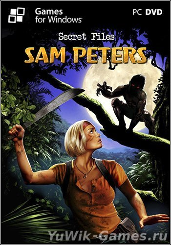Secret  Files:  Sam  Peters  (DeepSilver/2013/Eng)