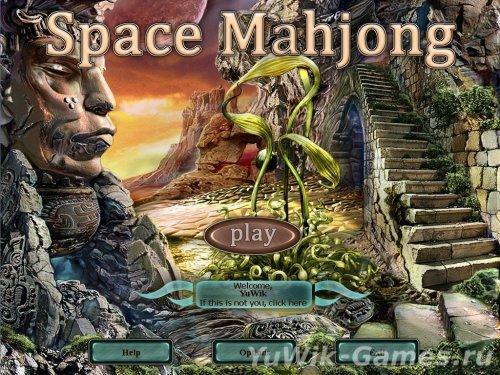 Space  Mahjong  (GameHouse/2013/Eng)