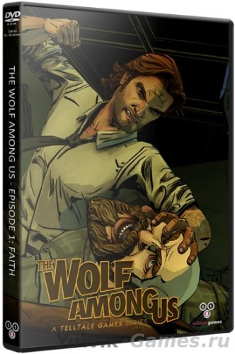 The  Wolf  Among  Us  -  Episode  1  (TelltaleGames/2013/Rus)