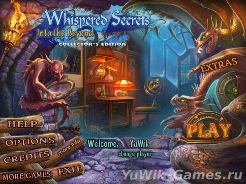 Whispered  Secrets  2:  Into  the  Beyond  CE  (BigFishGames/2013/Eng)
