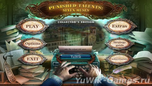 Punished  Talents:  Seven  Muses  CE  -  Прохождение  игры