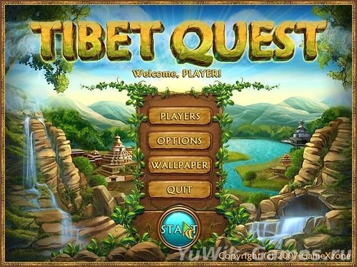 Tibet Quest (GameXzone/2007/Eng)