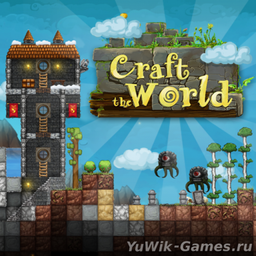 Craft  The  World  (Black  Maple  Games/2013/Rus/Eng)