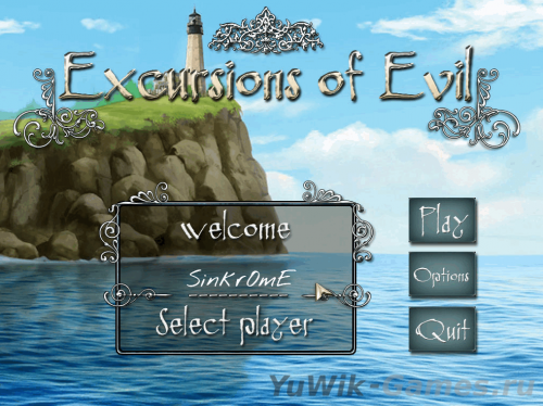 Excursions  of  Evil  (iWin  /2013/  Eng)