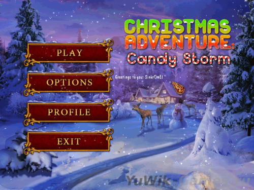Christmas  Adventure:  Candy  Storm  (iWin/2013/Eng)