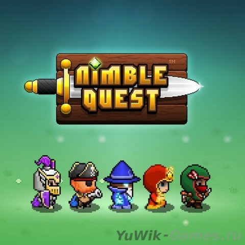 Nimble  Quest  (NimbleBit/2013/Eng)