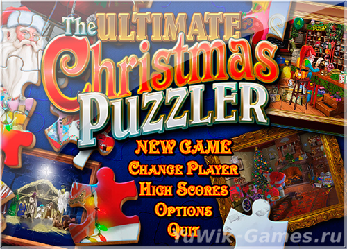 The Ultimate Christmas Puzzler (Casual Arts/2013/Eng)