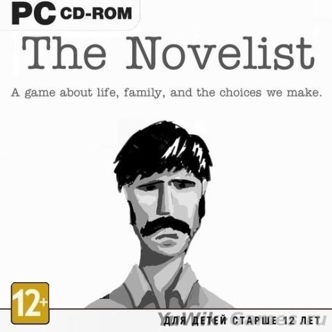 The  Novelist  (Orthogonal  Games/2013/Eng)