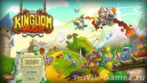 Kingdom  Rush  (Ironhide  Game  Studio/2013/Eng)