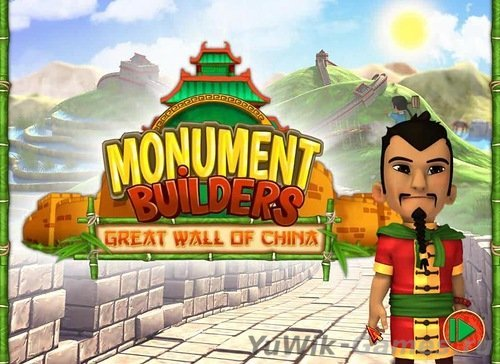 Monument  Builders:  Great  Wall  of  China  (Microids/2013/Eng)