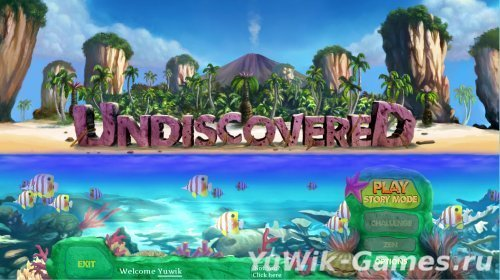 Undiscovered  (BigFish  Games/2013/Eng)