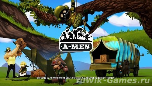 A-Men  (Kemco/2013/Eng)