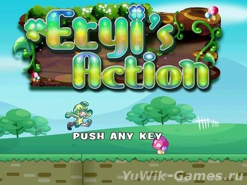 Eryi's  Action  (Xtal  Sword/2013/Eng)
