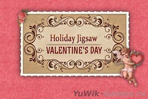 Holiday  Jigsaw  St.  Valentine