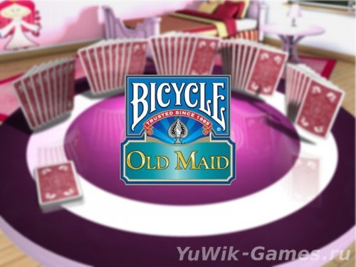 Bicycle  Old  Maid