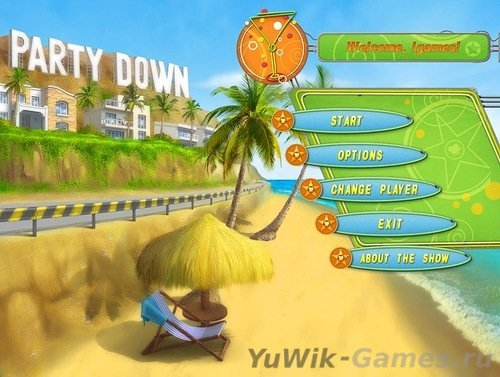 Party  Down  (Elefun  Games/2013/Eng)