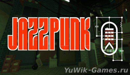 Jazzpunk  (Adult  Swim  Games/2014/Eng)
