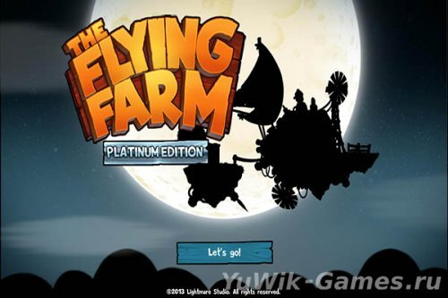 The  Flying  Farm  Platinum  Edition  (Lightmare  studio/2014/Eng)