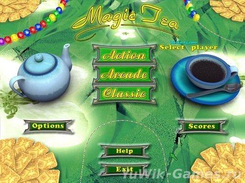 Magic Tea (Eridani Games/2013/Eng)