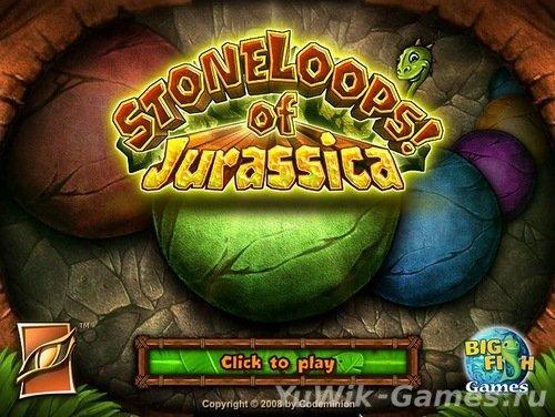 Stoneloops!  of  Jurassica  (BigFishGames/2013/Eng)