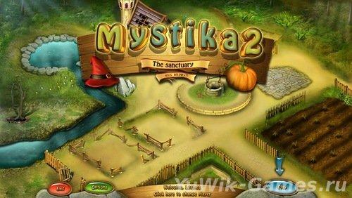 Mystika  2:  The  Sanctuary  (UnikGame/2013/Eng)