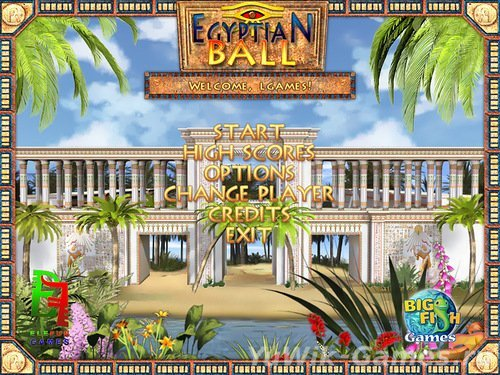 Egyptian Ball (BigFishGames/2012/Eng)