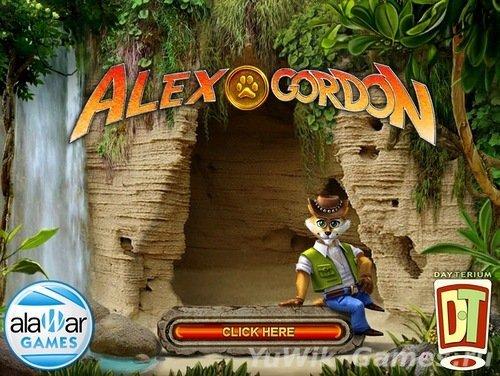 Alex  Gordon  (BigFishGames/2014/Eng)