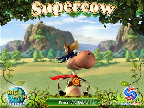 Supercow  (BigFishGames/2014/Eng)