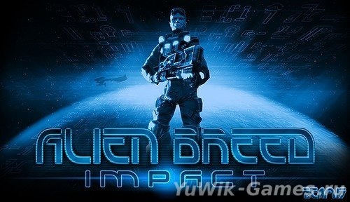 Alien  Breed:  Impact  (Team17  Software  Ltd/Eng)