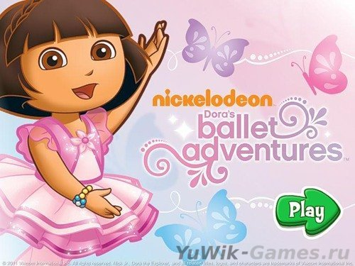 Dora's  Ballet  Adventure  (Nickelodeon/2015/Eng)