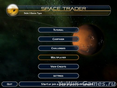 Space  Trader  [ENG]