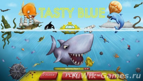 Tasty  Blue  [ENG]