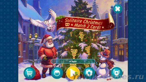 Solitaire Christmas: Match 2 Cards [ENG]