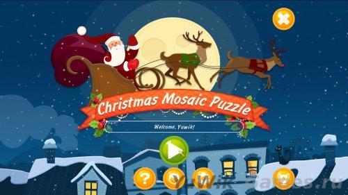 Christmas  Mosaic  Puzzle  [ENG]