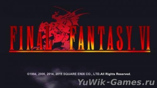 Final  Fantasy  VI  [ENG]