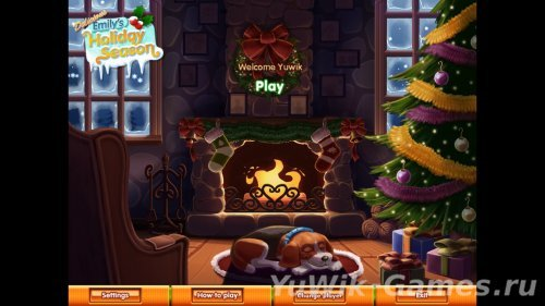 Delicious:  Emily's  Holiday  Season  [ENG]