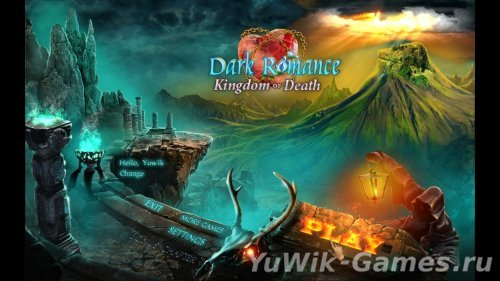 Dark  Romance  4:  Kingdom  Of  Death  -  прохождение