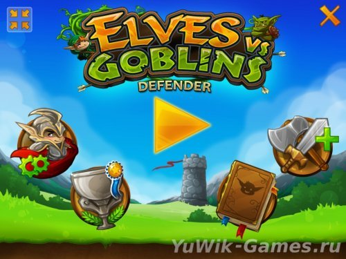 Elves vs Goblins : Defender [ENG]