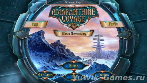 Amaranthine  Voyage  6:  Winter  Neverending  -  прохождение