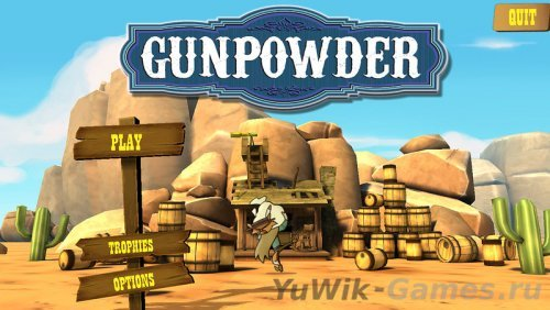 Gunpowder  [ENG]