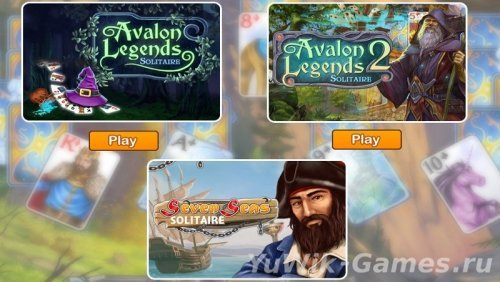 Solitaire Legends 3-in-1 Pack [ENG]
