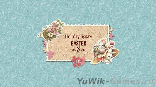 Holiday  Jigsaw:  Easter  3  [ENG]
