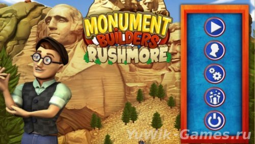 Monument  Builders:  Rushmore  [ENG]