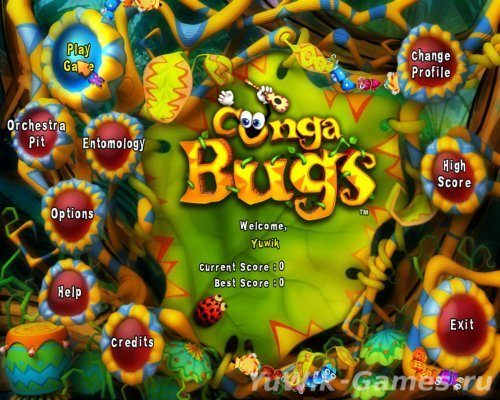 Conga  Bugs  [ENG]