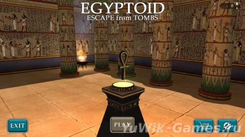 Egyptoid : Escape From Tombs [ENG]